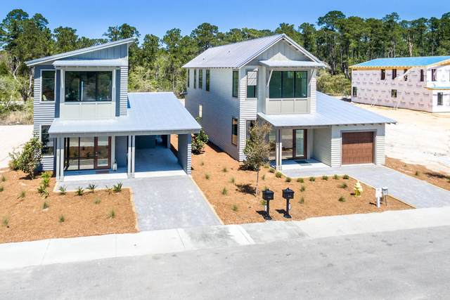 289 S Eden Landing Circle, Santa Rosa Beach, FL 32459 (MLS #846425) :: Berkshire Hathaway HomeServices Beach Properties of Florida