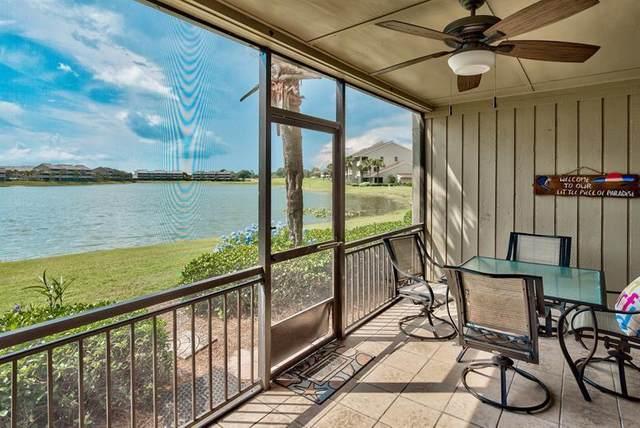 94 Stewart Lake Cove Unit 189, Miramar Beach, FL 32550 (MLS #846434) :: Keller Williams Realty Emerald Coast