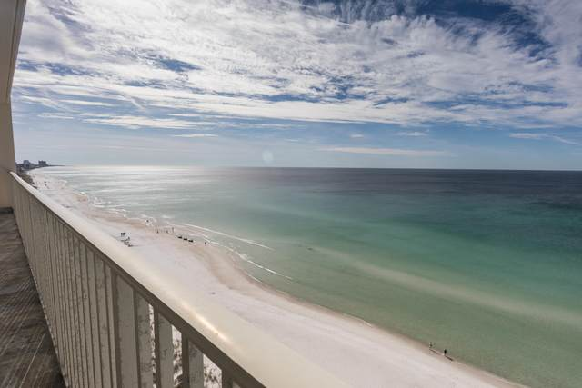 8601 Surf Drive 12-W, Panama City Beach, FL 32408 (MLS #846438) :: RE/MAX By The Sea