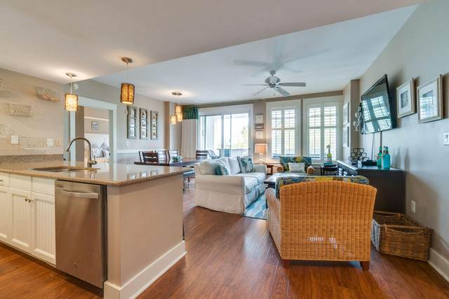 9300 Baytowne Wharf Boulevard Unit 407-9, Miramar Beach, FL 32550 (MLS #846440) :: Berkshire Hathaway HomeServices Beach Properties of Florida