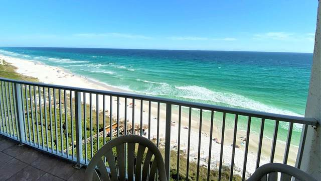 3768 E County Hwy 30A Unit 1006, Santa Rosa Beach, FL 32459 (MLS #846448) :: ENGEL & VÖLKERS