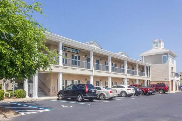 3999 Commons Drive I, Destin, FL 32541 (MLS #846457) :: Coastal Lifestyle Realty Group