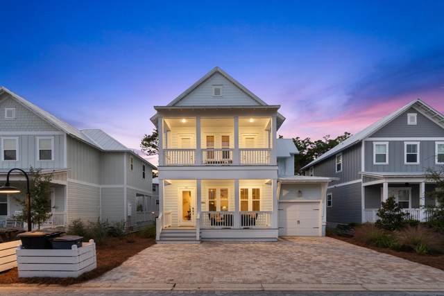 256 Emerald Beach Circle, Santa Rosa Beach, FL 32459 (MLS #846466) :: Scenic Sotheby's International Realty