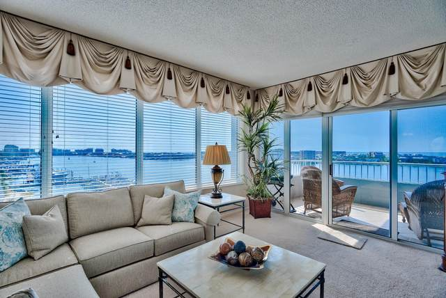 320 Harbor Boulevard #601, Destin, FL 32541 (MLS #846498) :: ResortQuest Real Estate