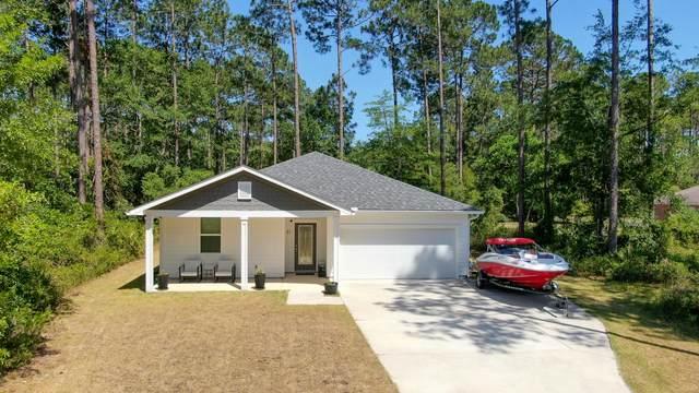 81 Bayside Drive, Freeport, FL 32439 (MLS #846519) :: Berkshire Hathaway HomeServices Beach Properties of Florida