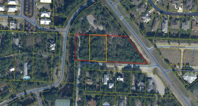 Lot 3 Tanglewood Drive, Santa Rosa Beach, FL 32459 (MLS #846524) :: The Honest Group
