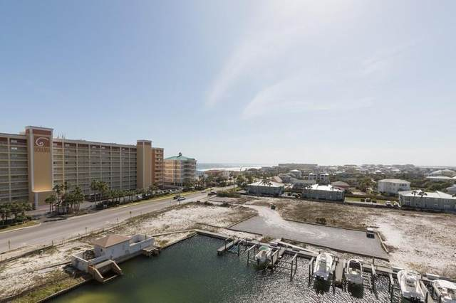 725 Gulf Shore Drive Unit 502B, Destin, FL 32541 (MLS #846549) :: ResortQuest Real Estate