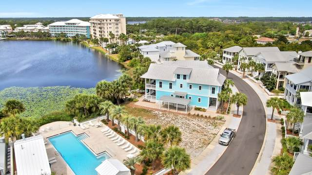 411 Lakefront Drive, Panama City Beach, FL 32413 (MLS #846560) :: RE/MAX By The Sea