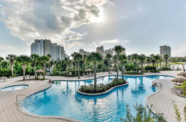 5002 South Sandestin Boulevard #6122, Miramar Beach, FL 32550 (MLS #846580) :: Scenic Sotheby's International Realty