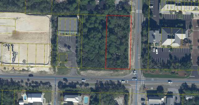 TBD W County Hwy 30A, Santa Rosa Beach, FL 32459 (MLS #846614) :: Keller Williams Realty Emerald Coast