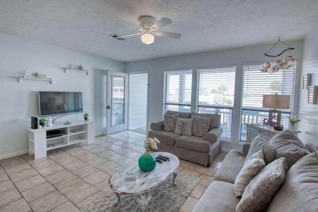 17670 Front Beach Road I-7, Panama City Beach, FL 32413 (MLS #846628) :: Linda Miller Real Estate