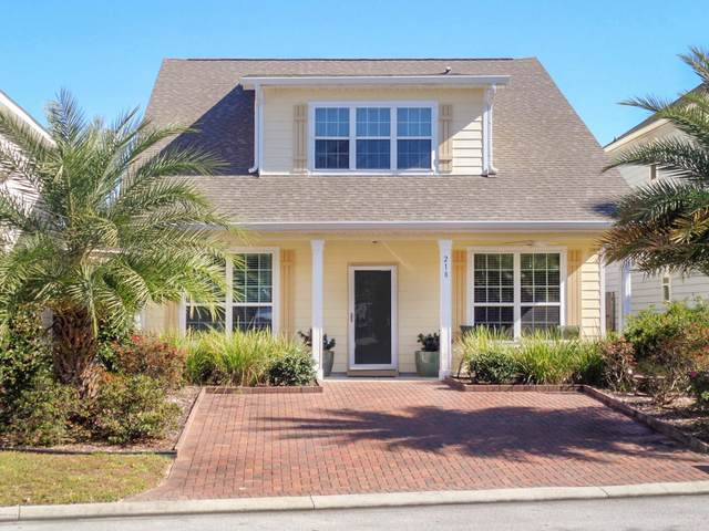 218 Turtle Cove Cove, Panama City Beach, FL 32413 (MLS #846632) :: Engel & Voelkers - 30A Beaches