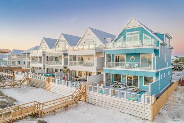 8319 Surf Drive # D, Panama City Beach, FL 32408 (MLS #846658) :: ResortQuest Real Estate