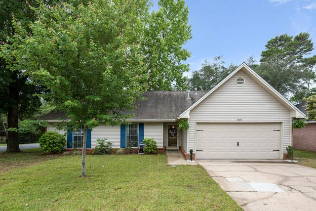 4508 Parkwood Lane, Niceville, FL 32578 (MLS #846675) :: Keller Williams Realty Emerald Coast