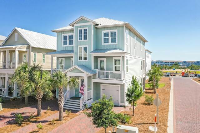 114 Clipper Street, Inlet Beach, FL 32461 (MLS #846677) :: Engel & Voelkers - 30A Beaches