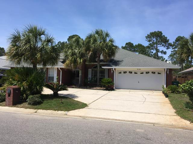 9720 Parker Lake Circle, Navarre, FL 32566 (MLS #846679) :: Coastal Lifestyle Realty Group