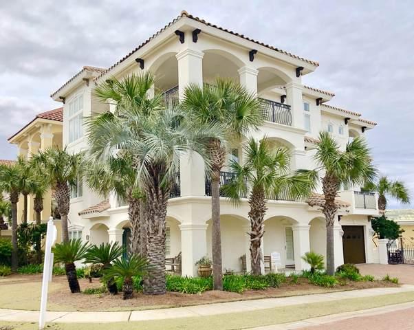 4713 Ocean Blvd Boulevard, Destin, FL 32541 (MLS #846692) :: Classic Luxury Real Estate, LLC