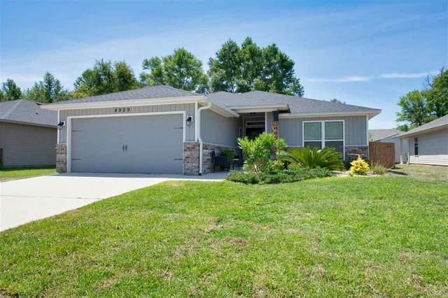 4929 Wabash Pine Court, Milton, FL 32571 (MLS #846693) :: Classic Luxury Real Estate, LLC