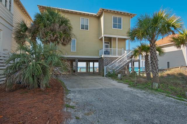 5199 W County Hwy 30A, Santa Rosa Beach, FL 32459 (MLS #846697) :: Coastal Luxury