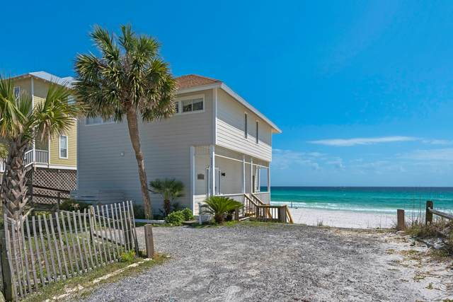 5221 W County Hwy 30A, Santa Rosa Beach, FL 32459 (MLS #846698) :: Coastal Luxury