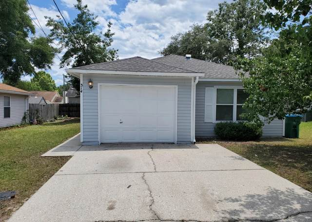 314 Apple Drive, Crestview, FL 32536 (MLS #846760) :: The Beach Group