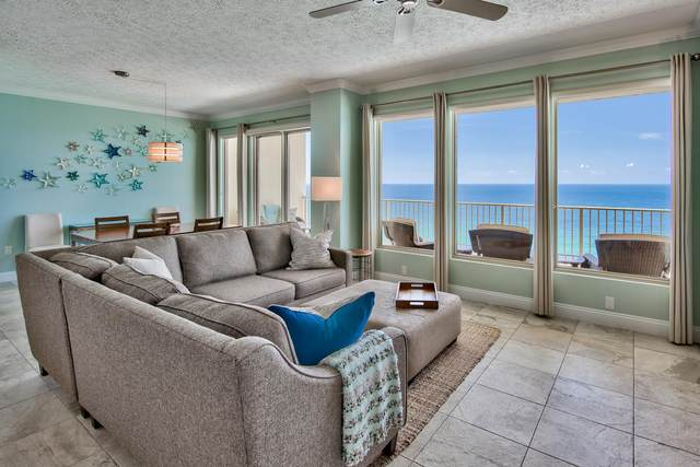 8715 Surf Drive Unit 1905B, Panama City Beach, FL 32408 (MLS #846781) :: Engel & Voelkers - 30A Beaches