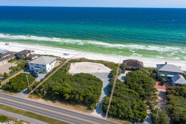 4691 W County Hwy 30A, Santa Rosa Beach, FL 32459 (MLS #846790) :: Linda Miller Real Estate