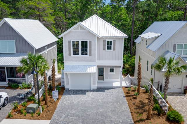 60 Michaela Lane, Santa Rosa Beach, FL 32459 (MLS #846794) :: Berkshire Hathaway HomeServices Beach Properties of Florida