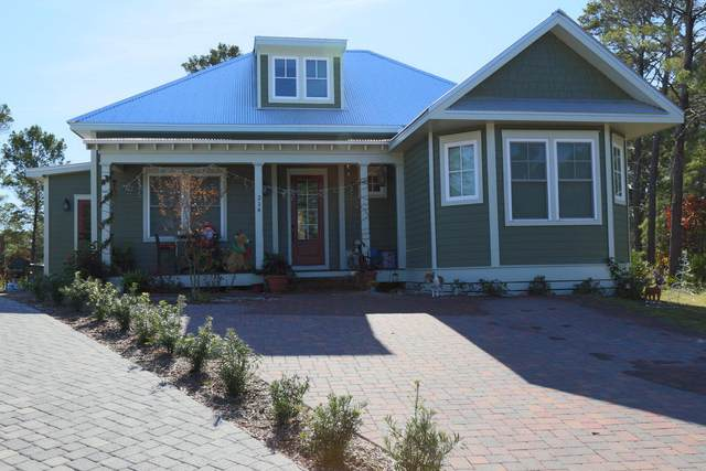 214 Spotted Dolphin Drive, Santa Rosa Beach, FL 32459 (MLS #846826) :: ResortQuest Real Estate