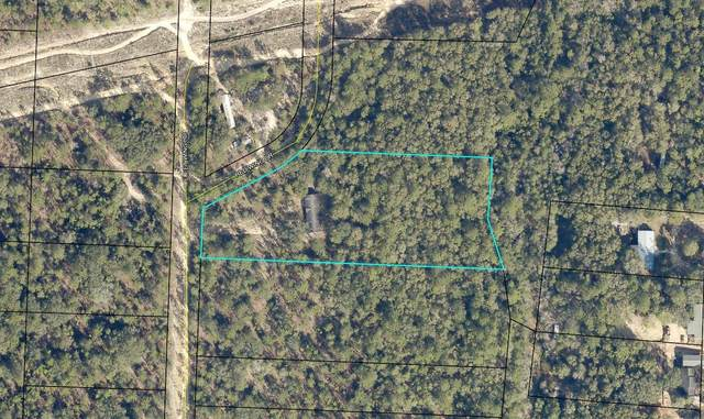 4381 Fleet Wing Road, Holt, FL 32564 (MLS #846848) :: Counts Real Estate Group