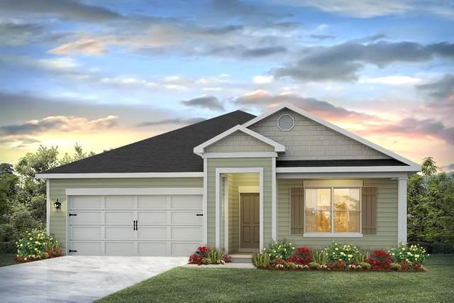 104 American Court Lot 09, Santa Rosa Beach, FL 32459 (MLS #846880) :: The Premier Property Group
