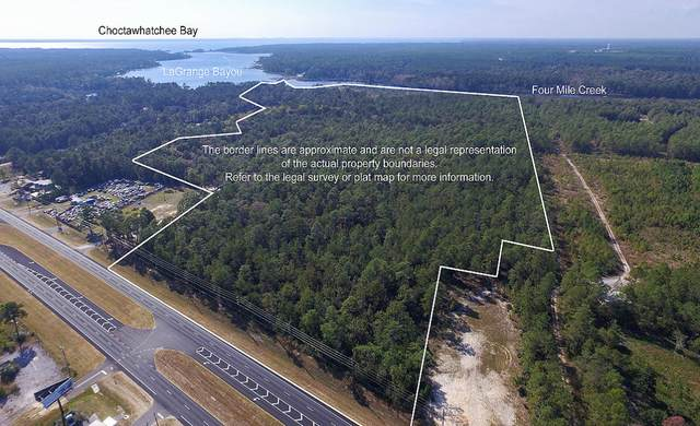 108+/- Ac Us Highway 331 South, Freeport, FL 32439 (MLS #846911) :: Berkshire Hathaway HomeServices Beach Properties of Florida