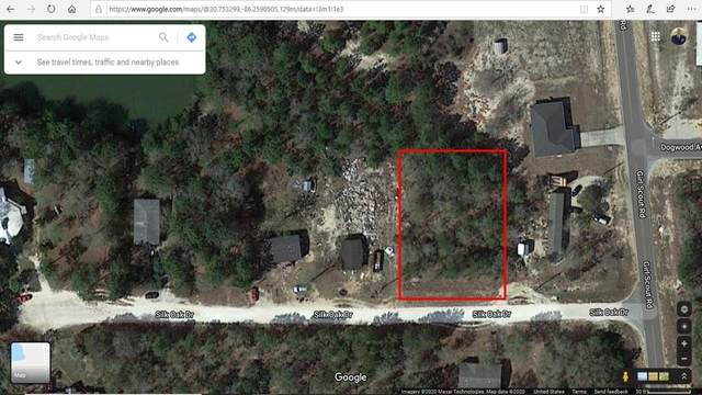 Lot 5 Silk Oak Drive, Defuniak Springs, FL 32433 (MLS #846952) :: Luxury Properties on 30A