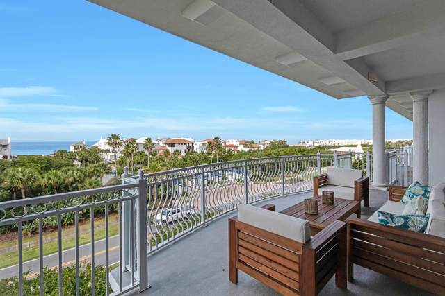 9961 E Co Hwy 30-A #404, Inlet Beach, FL 32461 (MLS #846955) :: Berkshire Hathaway HomeServices Beach Properties of Florida
