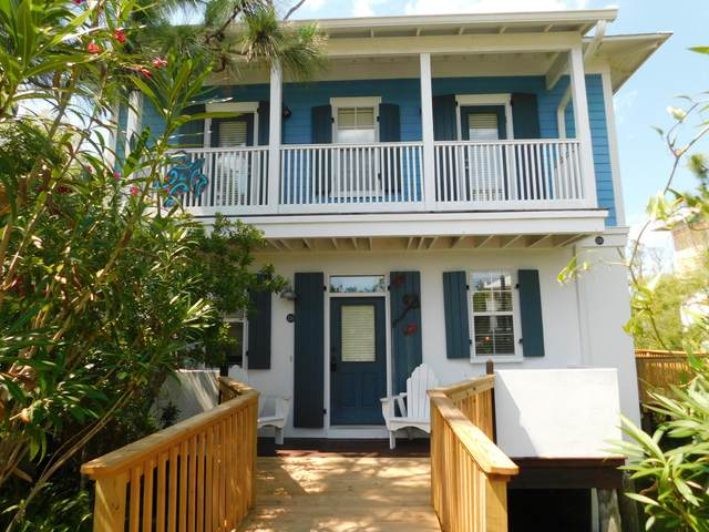 198 Somerset Bridge Road Unit 126, Santa Rosa Beach, FL 32459 (MLS #846977) :: Coastal Luxury