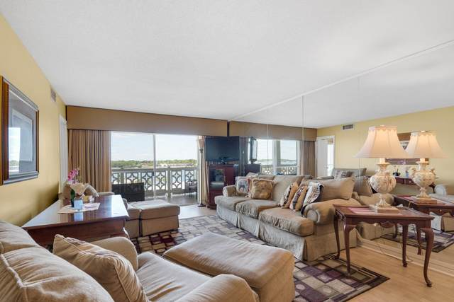909 Santa Rosa Boulevard #561, Fort Walton Beach, FL 32548 (MLS #846978) :: The Premier Property Group