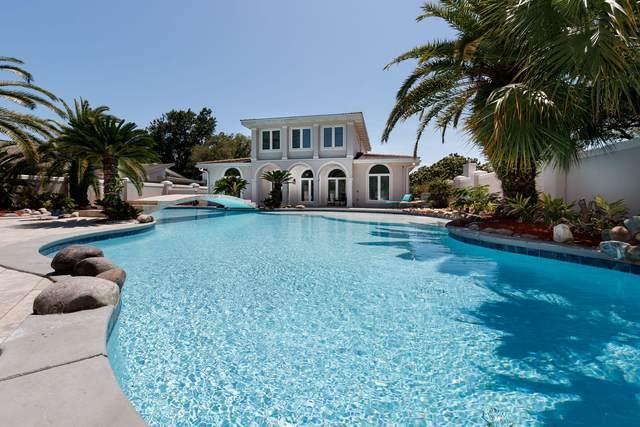 715 Bayou Drive, Destin, FL 32541 (MLS #846982) :: Keller Williams Realty Emerald Coast