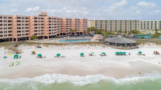 500 Gulf Shore Drive 106-B, Destin, FL 32541 (MLS #846985) :: Coastal Luxury