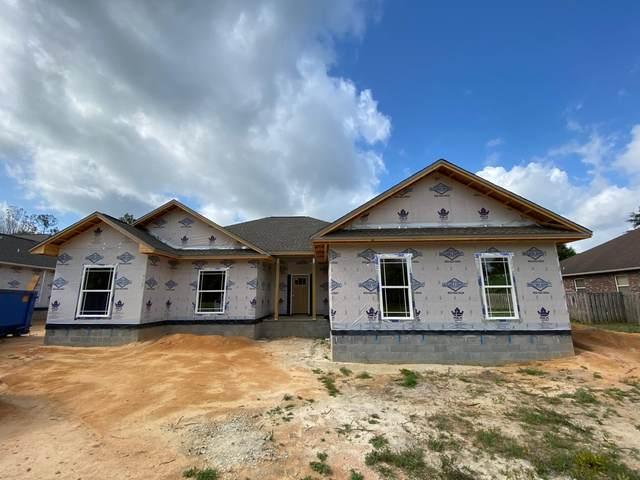 Lot 7A Zach Avenue, Crestview, FL 32536 (MLS #846992) :: The Beach Group