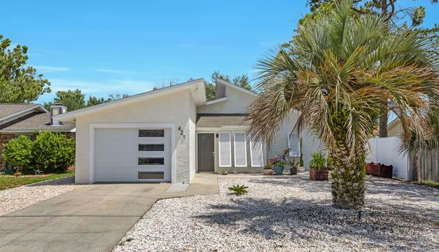 421 Oleander Circle, Panama City Beach, FL 32413 (MLS #847044) :: Counts Real Estate on 30A