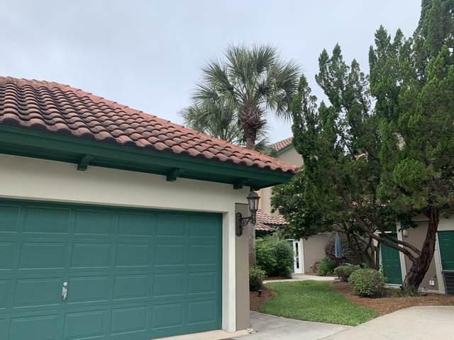 5435 Tivoli Terrace Drive #5435, Miramar Beach, FL 32550 (MLS #847049) :: Coastal Luxury