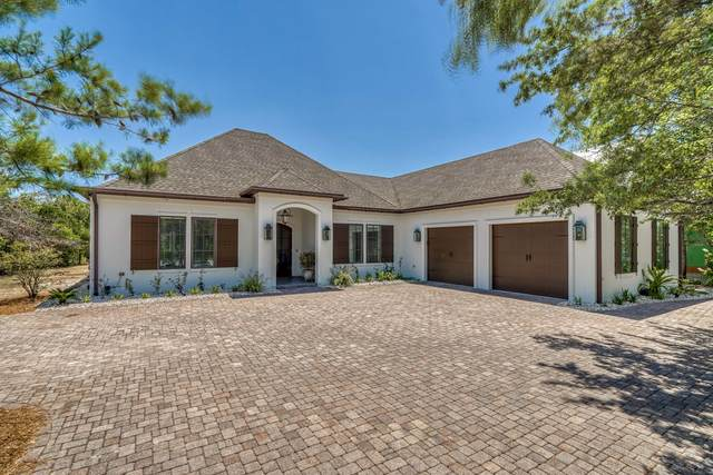 92 Brenda Lane, Inlet Beach, FL 32461 (MLS #847086) :: Better Homes & Gardens Real Estate Emerald Coast