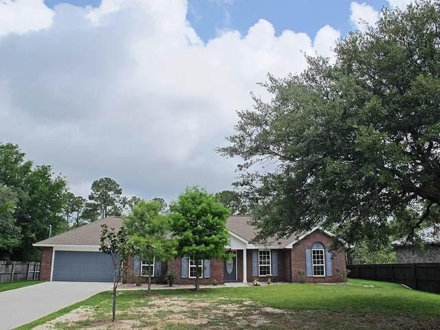 8034 Sleepy Bay Boulevard, Navarre, FL 32566 (MLS #847099) :: Coastal Lifestyle Realty Group