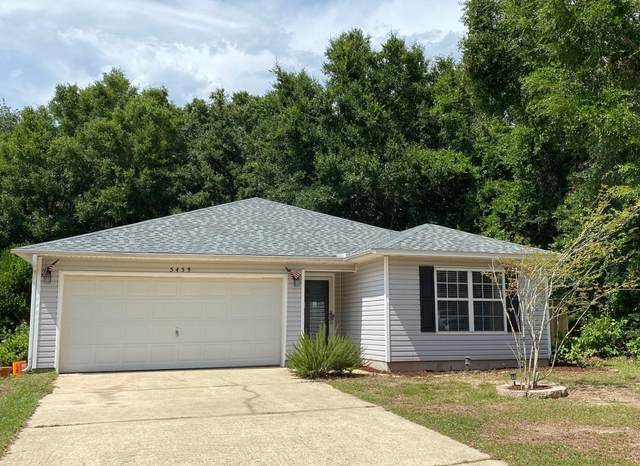 5459 Cherub Circle, Milton, FL 32583 (MLS #847105) :: Keller Williams Realty Emerald Coast