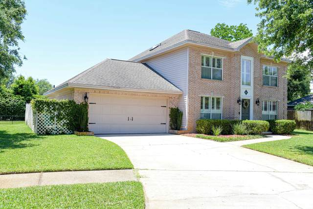 10008 Via Grande, Navarre, FL 32566 (MLS #847109) :: Keller Williams Realty Emerald Coast