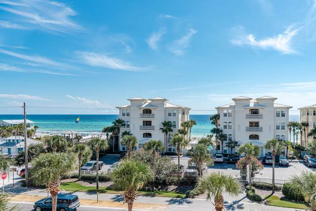 45 W Town Center Loop Unit 4-13, Santa Rosa Beach, FL 32459 (MLS #847156) :: Classic Luxury Real Estate, LLC