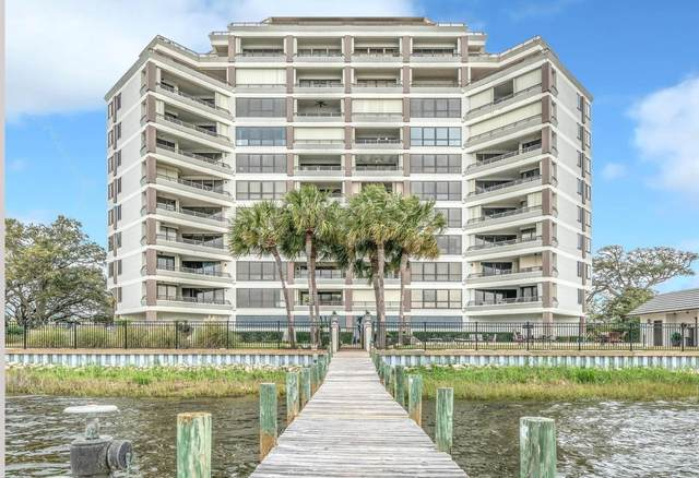 200 SW Miracle Strip Parkway Unit 702, Fort Walton Beach, FL 32548 (MLS #847160) :: Classic Luxury Real Estate, LLC