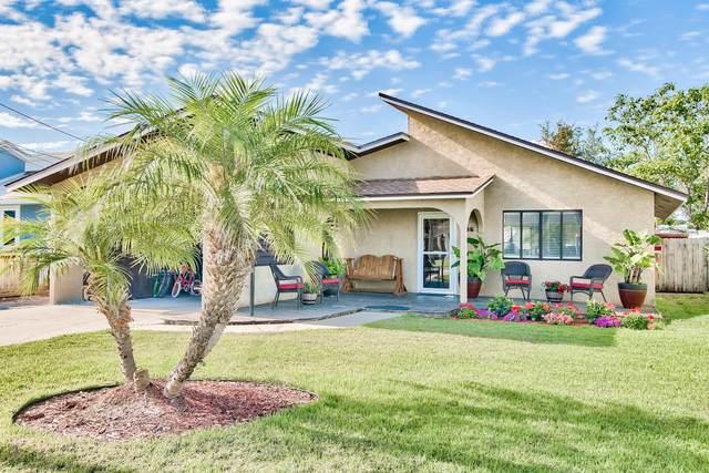 506 Palm Avenue, Panama City Beach, FL 32413 (MLS #847161) :: Classic Luxury Real Estate, LLC