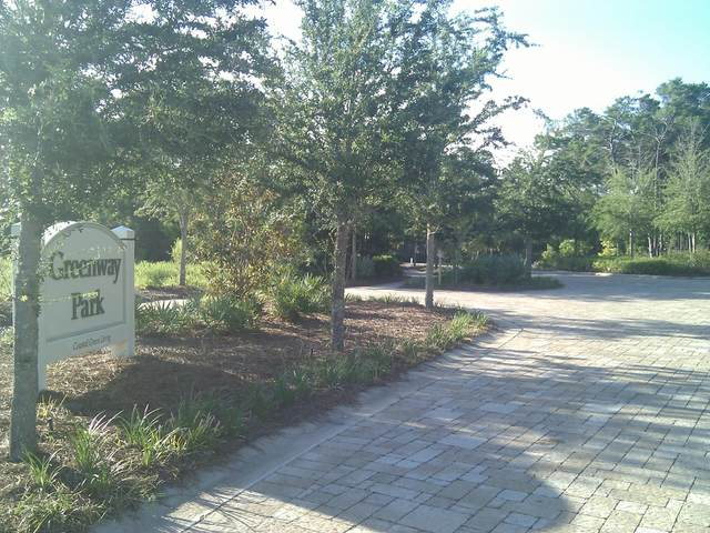 Lot 7 Bk A Greenway Park Avenue, Santa Rosa Beach, FL 32459 (MLS #847177) :: Scenic Sotheby's International Realty