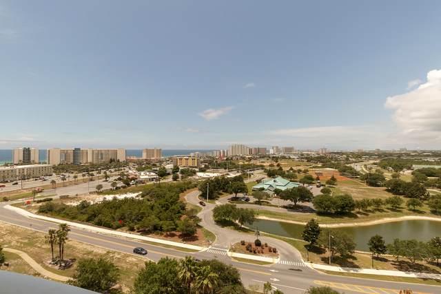 4207 Indian Bayou Trail #21204, Destin, FL 32541 (MLS #847209) :: ResortQuest Real Estate